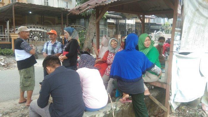 Warga Ramai Ingin Lihat Reka Ulang Pembunuhan Hakim Jamaluddin