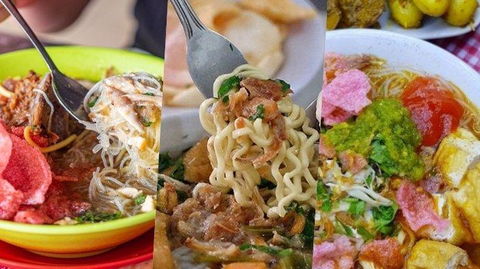 5 Lokasi Kuliner Mie Sop Kampung di Medan, Rasanya Enak dan Tak Buat Kantong Jebol
