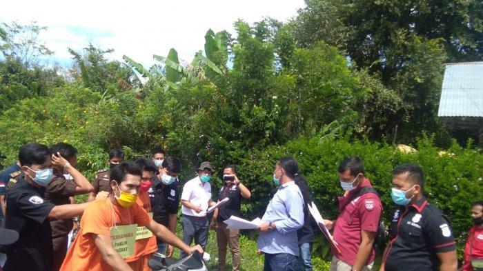 BREAKING NEWS Rekonstruksi Lanjutan Pembunuhan Rianto Simbolon Digelar, Tim Polda Turun ke Samosir