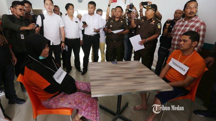 TERUNGKAP, Zuraida Hanum Berencana Nikah dengan Eksekutor Jefri Pratama Usai Bunuh Hakim Jamaluddin