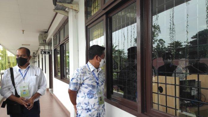 Rektor Tinjau PelaksanaanSMM dan SPMPD Tahun 2021 : Kok Payah Kuliah Ya