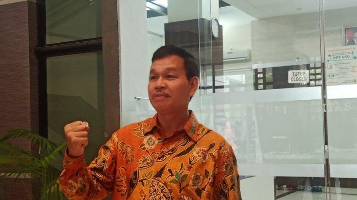 Runtung Sitepu Pastikan Tidak Hadiri Pelantikan Muryanto Amin