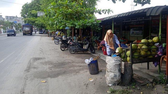 Lapangan Sergai Walk Dikembalikan Jadi RTH, Pedagang Berharap Jangan Ada Relokasi