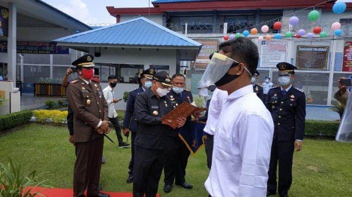 1.227 Narapidana Lapas Binjai Terima Remisi, Kalapas Ajak Tanamkan Rasa Syukur Kemerdekaan