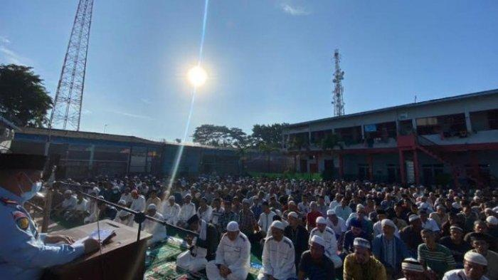 324 Narapidana Lapas Lubuk Pakam Dapat Remisi Idul Fitri 1442 H Tahun 2021