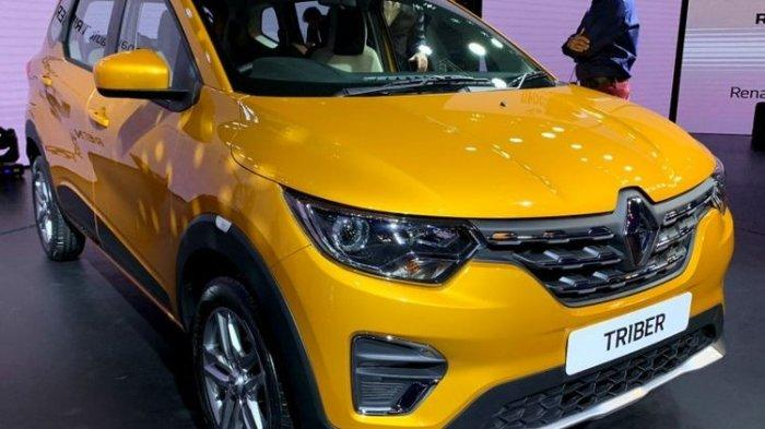 Renault Triber Resmi Tantang Mobil Murah Daihatsu Sigra dan Toyota Calya, Harga Mulai Rp 133 Juta