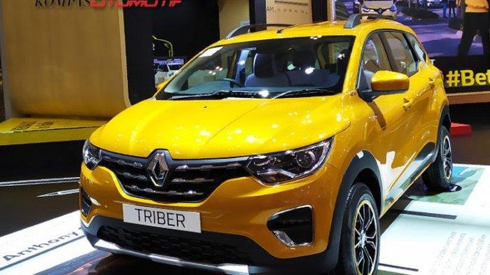 Renault Triber Transmisi Otomatis, Harga Masih Rp 160 Jutaan