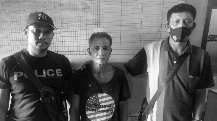 Seorang Petani Tewas Berlumuran Darah di Hadapan Anaknya, Pelaku Menyerahkan Diri ke Polsek