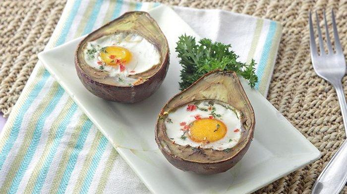 Resep Avokad Panggang Telur dan Cara Membuatnya, Kudapan Akhir Pekan yang Kaya Akan Manfaat