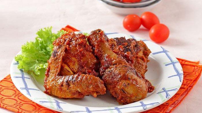 Resep Ayam Bakar Bumbu Tomat dan Cara Membuatnya, Inspirasi Menu Makan Siang dengan Rasa Jempolan
