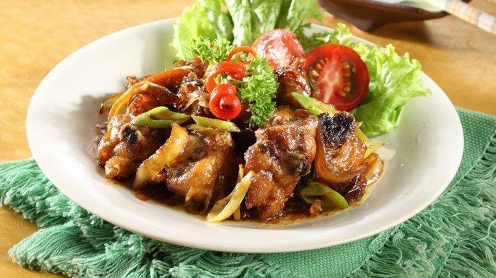 Resep Ayam Goreng Mentega dan Cara Membuatnya, Menu ini Siap Meriahkan Momen Santap Siang