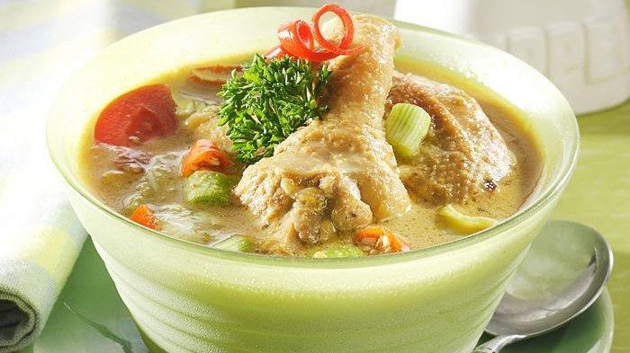 Resep Ayam Kuah Tongseng dan Cara Membuatnya, Ini Ternyata Mudah Banget!