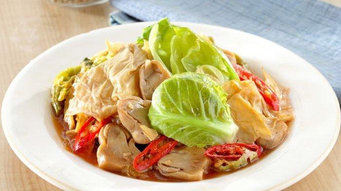 Resep Cuciwis Jamur Kembang Tahu dan Cara Membuatnya, Menu Sayuran yang Bikin Lahap Makan