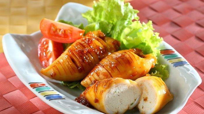 Resep Cumi Isi Kecap dan Cara Membuatnya, Menu Serba Seafood Praktis yang Bikin Makan Lebih Lahap