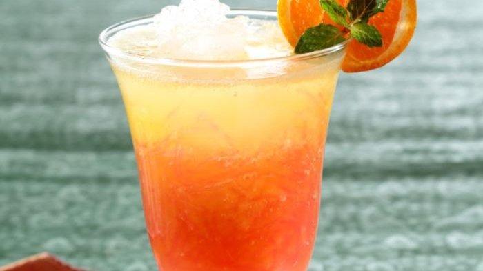 Resep Es Nanas Jeruk dan Cara Membuatnya, Aneka Minuman Segar Untuk Pengusir Gerah