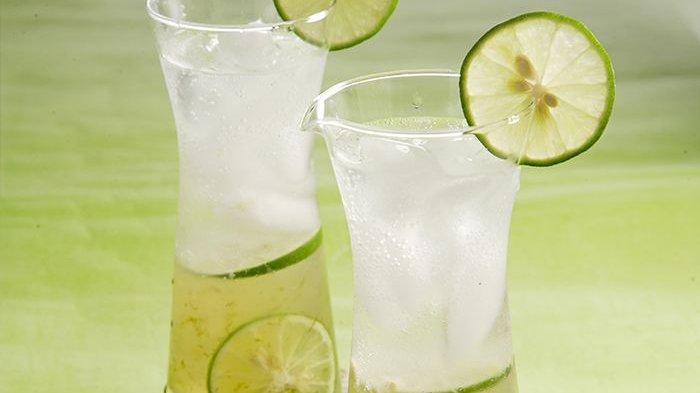 Resep Es Soda Nipis dan Cara Membuatnya, Minuman Segar untuk Menikmati Momen Bersantai