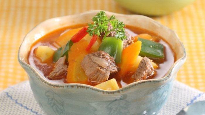 Resep Goulash Soup dan Cara Membuatnya, Aneka Sup Berkuah Nikmat dari Hungaria