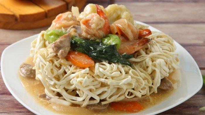 Resep Ifumi Siram Komplet dan Cara Membuatnya, Hidangan Spesial untuk Keluarga Tercinta