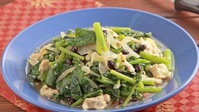 Resep Kailan Tumis Taosi dan Cara Membuatnya, Menu Sayuran Nikmat dengan Cara Pembuatan yang Praktis