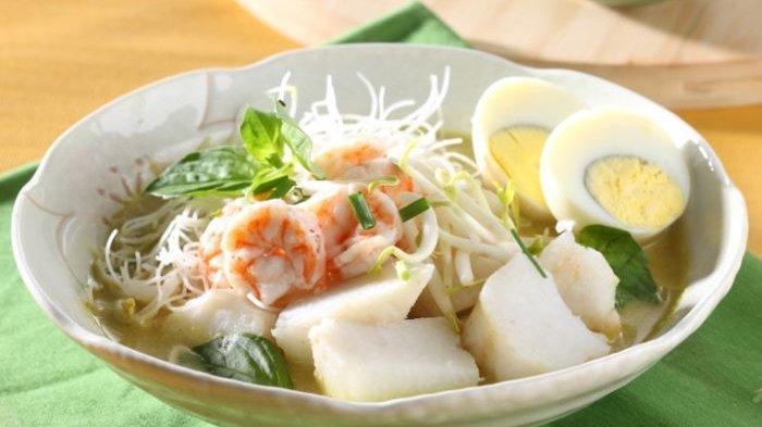 Resep Laksa Cibinong dan Cara Membuatnya, Sajian Berkuah Pelengkap di Meja Makan