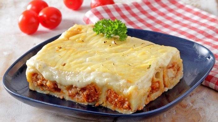 Resep Lasagna Kentang Gulung dan Cara Membuatnya, Kreasi Pasta Mewah untuk Bersantap di Akhir Pekan