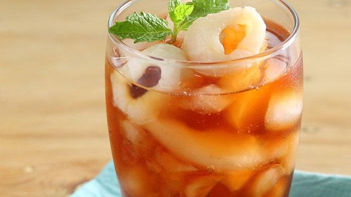 Resep Leci Honey Ice Tea dan Cara Membuatnya, Segelas Minuman Segar untuk Keluarga Tercinta