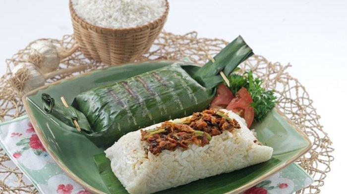 Resep dan Cara Mudah Membuat Nasi Bakar Cakalang Pedas, Cocok Jadi Menu Makan Siang