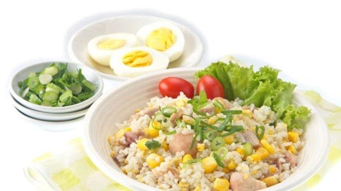 Resep Nasi Goreng Jagung dan Cara Membuatnya, Menu yang Paling Direkomendasikan Untuk Sarapan Besok