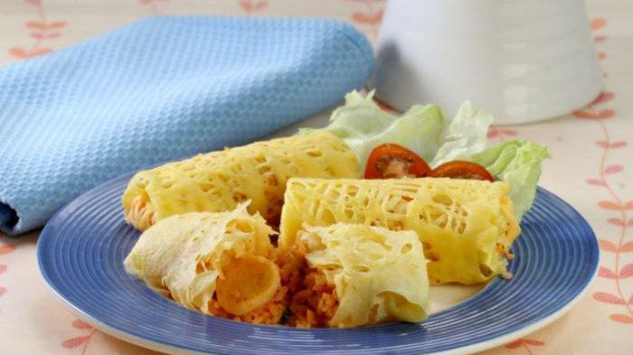 Resep Nasi Goreng Jala Tomat dan Cara Membuatnya, Menu Unik untuk Menu Sarapan di Hari Libur
