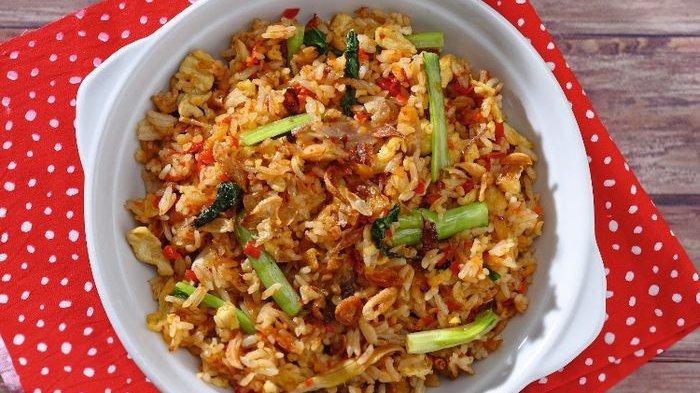 Resep Nasi Goreng Terasi Ayam dan Cara Membuatnya, Menu ini Tampilannya Saja Bikin Kita Tertarik