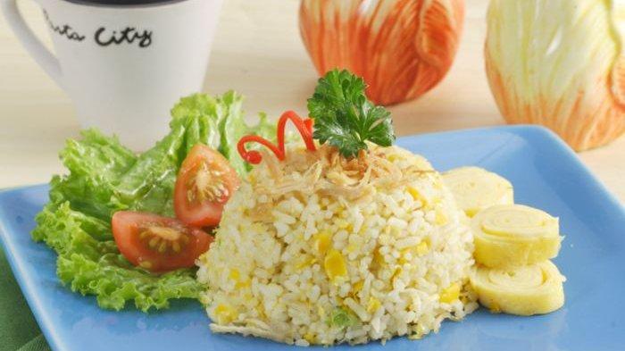 Resep Nasi Jagung Ayam Suwir dan Cara Membuatnya, Sajian Utama Untuk Disantap Bersama Keluarga