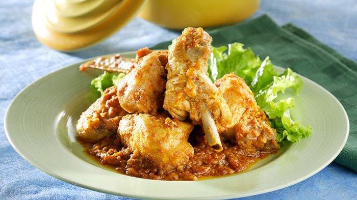 Resep Rendang Ayam dan Cara Membuatnya, Ini Untuk Menu Makan Malam Di Akhir Pekan
