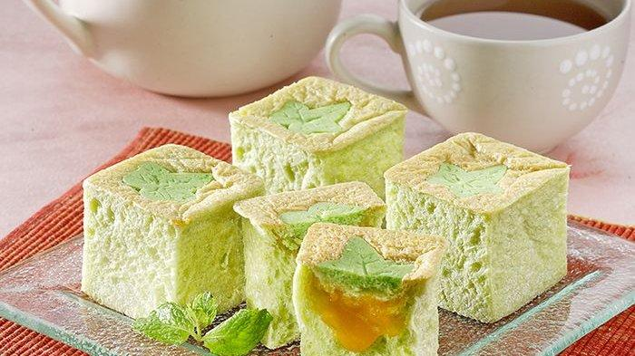 Resep Roti Kotak Pandan Srikaya dan Cara Membuatnya, Roti Lembut Dengan Isian Manis