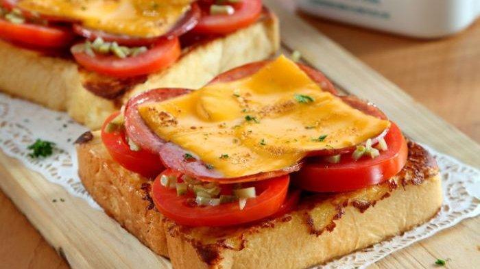 Resep Salami Smoked French Toast dan Cara Membuatnya, Kreasi Toast untuk Ide Sarapan yang Memuaskan