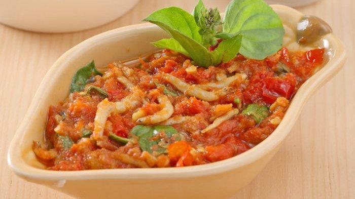 Resep Sambal Terasi Kemangi dan Cara Membuatnya, Menu yang Bikin Nafsu Makan Bertambah