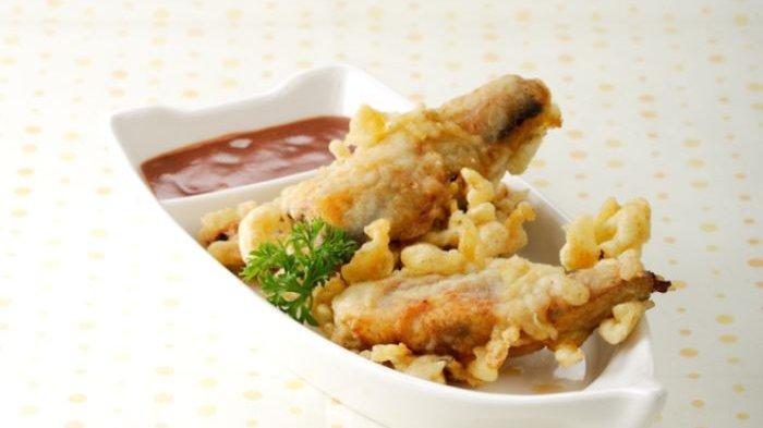 Resep Sarden Goreng Tepung dan Cara Membuatnya, Kreasi Ikan Goreng Praktis yang Tak Membosankan