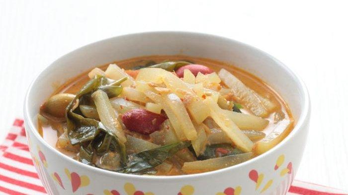 Resep Sayur Labu Melinjo Rebon dan Cara Membuatnya, Menu Rumahan yang Menggugah Selera