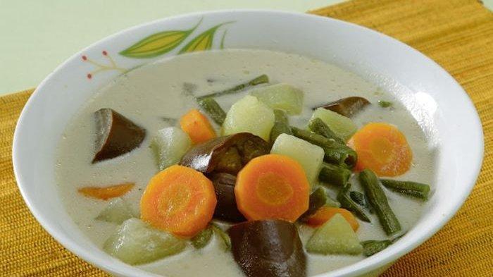 Resep Sayur Lodeh Ebi dan Cara Membuatnya, Sayuran Gurih Untuk Lengkapi Menu Makan Malam Nanti