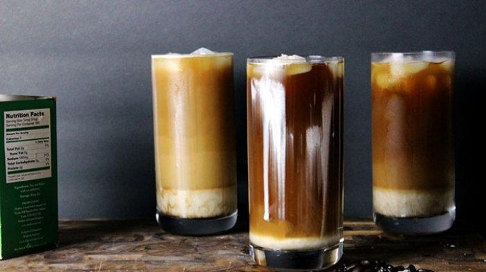 Resep Sea Salt Coffee dan Cara Membuatnya, Minuman Nikmat yang Bikin Ketagihan