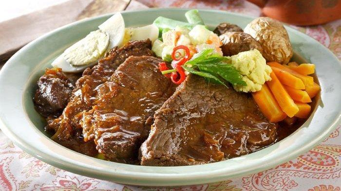 Resep Selat Solo dan Cara Membuatnya, Steak Daging Khas Indonesia yang Rasanya Mantap Banget!