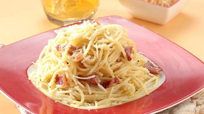 Resep Spageti Carbonara dan Cara Membuatnya, Kreasi Pasta untuk Hangatkan Momen Sarapan Hari ini