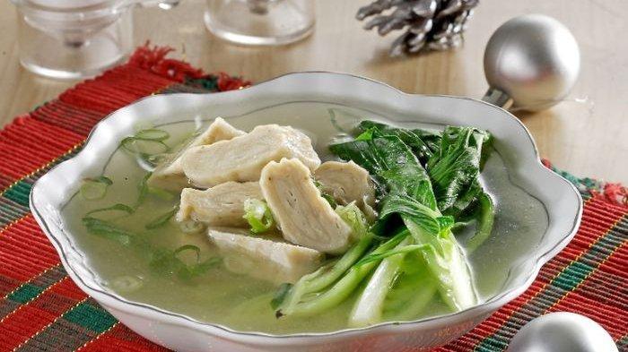 Resep Sup Ikan Gulung dan Cara Membuatnya, Kreasi Soup Nikmat untuk di Santap Malam Hari