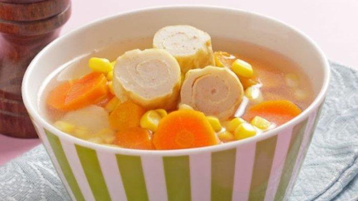 Resep Sup Tahu Ikan Gulung dan Cara Membuatnya, Inspirasi Menu Sederhana Dengan Tampilan yang Mewah