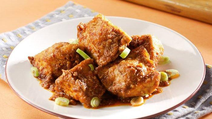 Resep Tahu Goreng Udang Belacan dan Cara Membuatnya, Menu Pelengkap dengan Aroma Nikmat yang lezat