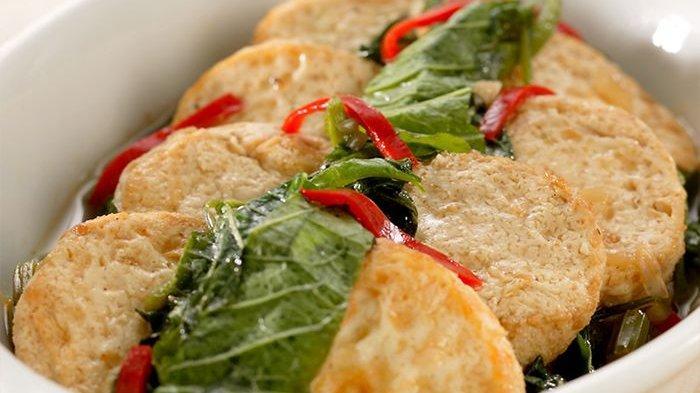 Resep Tofu Tumis Bayam dan Cara Membuatnya, Hidangan Sehat untuk Pelengkap Menu Makan Siang