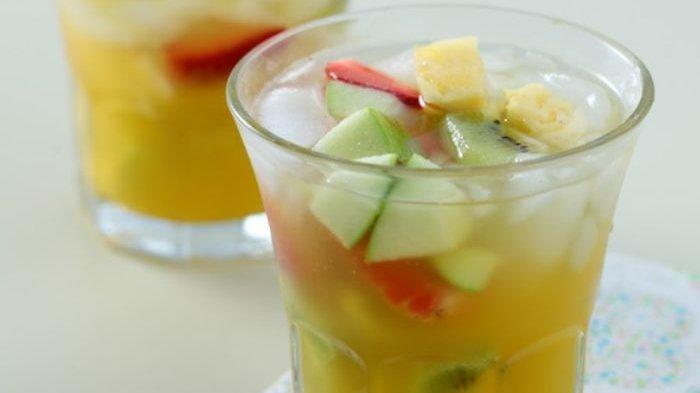Resep Tropical Punch dan Cara Membuatnya, Minuman Aneka Buah dengan Rasa yang Mampu Membuai Lidah
