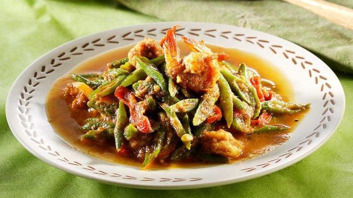 Resep Tumis Buncis Bumbu Ebi dan Cara Membuatnya, Menu Pelengkap Makan Malam yang Enak