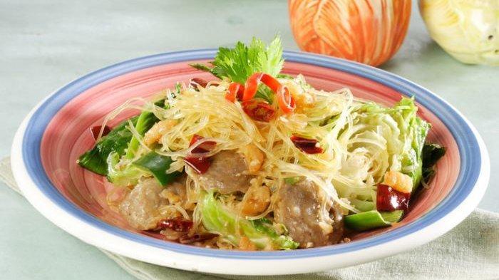 Resep Tumis Cuciwis & Soun dan Cara Membuatnya, Menu Harian Nikmat Bikin Lahap Makan