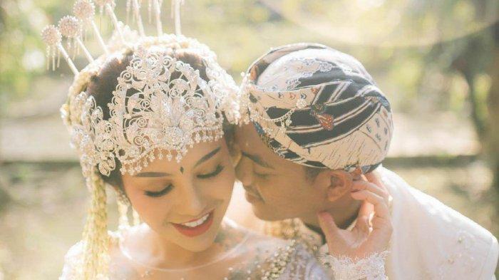 Resepsi Pernikahan Alfath Faathier dan Nadia Christina