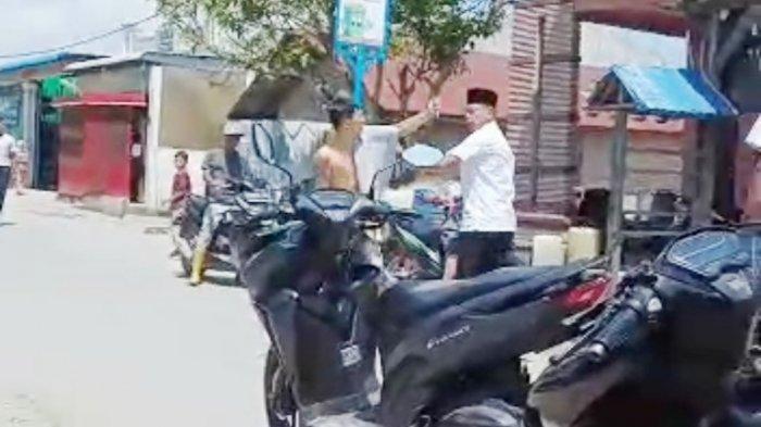 Bandar Narkoba Ngamuk Nyaris Tikam Kades Pakai Sundak Pari, Pak Kades: Dia Kesal Banyak Penangkapan